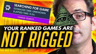 Overwatch | YOUR GAMES ARE NOT RIGGED - Confirmation Bias & Performance Based SR