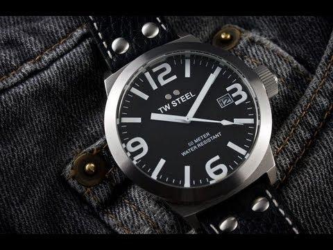 TW Steel TW 622 Video Watch Review