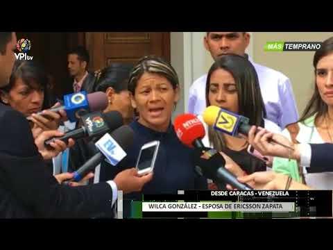 Venezuela - Familiares de los fallecidos en el motín de Carabobo hablan desde la AN - VPItv