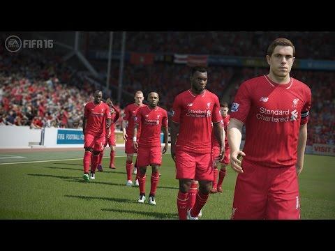 LIVESTREAM: EA SPORTS FIFA 16 (Demo) Gameplay [PS4] [1080p 60FPS HD]