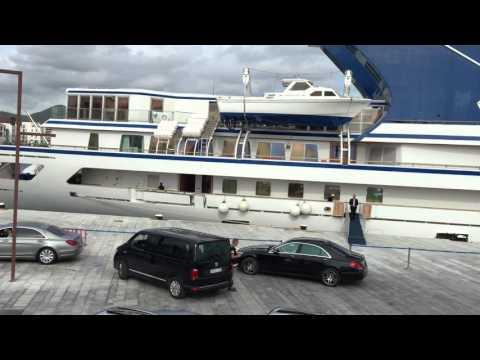 "Saudi Royalty vist Ibiza on 147m yacht "" Prince Abdulaziz"""
