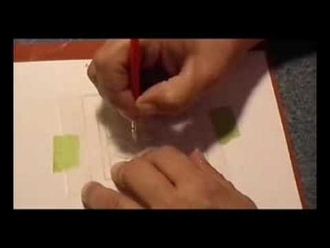 Parchment Craft: Tracing