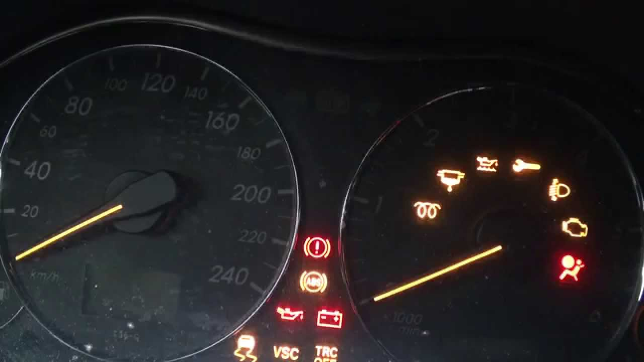 Turn Off Check Engine Light 2004 Toyota Tacoma Www Lightneasy Net