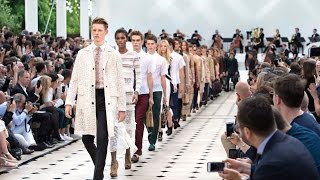 London Collections Men Round-up Highlights Spring/Summer 2016