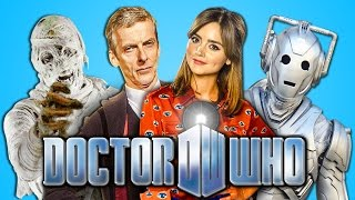 DOCTOR WHO IN 1 TAKE IN 6 MINUTES (Series 8)