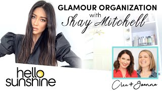 Organizing Your Makeup Area & Studio with Shay Mitchell + The Home Edit | Master the Mess EP 8