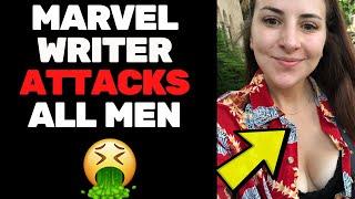 Instant Regret! Marvel Writer BLASTS All Men! South Park & Comic Fans ROAST Her!