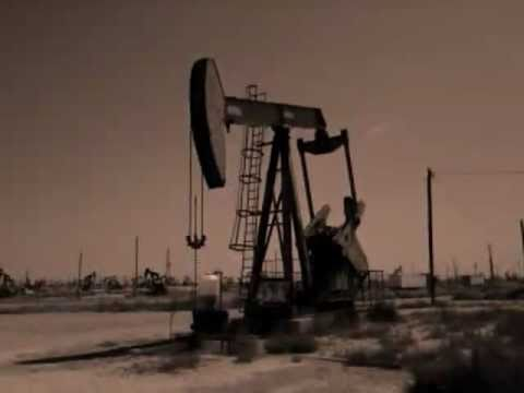 Pump Jacks Pumping Oil For A Long Time In Southern Cali