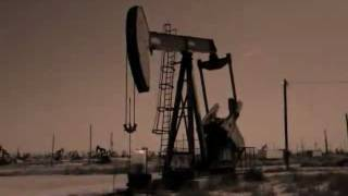 Busy pumpjacks draw crude oil in the San Joaquin Valley of California