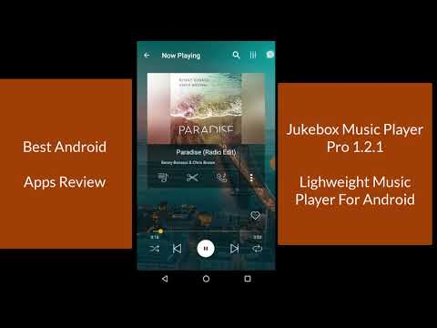 Jukebox Music Player Pro 1.2.1, Lightweight Music Player