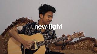 New Light John Mayer (fingerstyle Guitar)