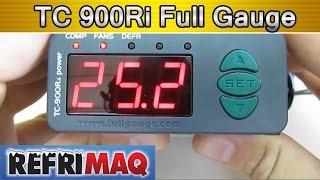 Treinamento controlador TC 900Ri Full Gauge # Parte 1