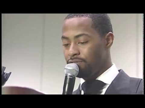 COGIC Young People Tag Team Preaching Praise Break!