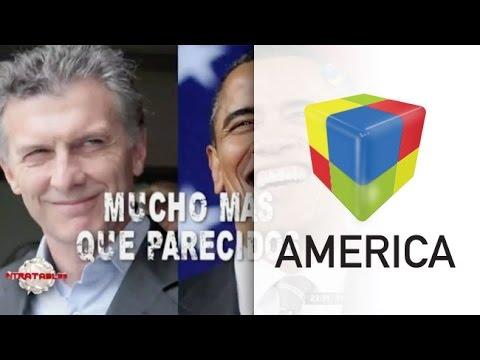 Macri y Obama, en el juego de las semejanzas