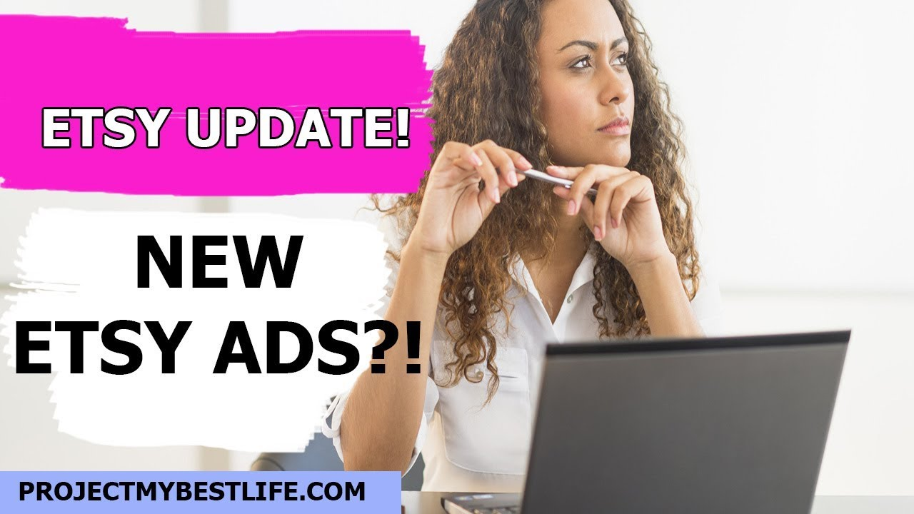 NEW ETSY ADS 2019!! What You Need To Know~ Etsy Print On Demand