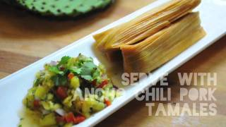Not Your Average Tamale Salsa