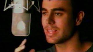 Enrique Iglesias - Rare video; Cosas del Amor PROMO ft. Esperanza (1998)