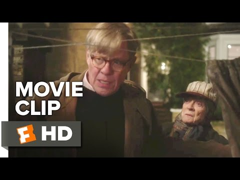 The Lady in the Van Movie CLIP - I Am Not Dead (2015) - Maggie Smith, Alex Jennings Drama HD