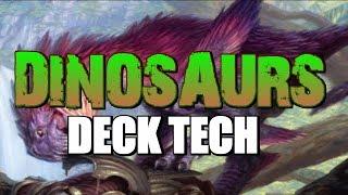 Video Mtg Deck Tech: R/G Dinosaurs in Ixalan Standard! download MP3, 3GP, MP4, WEBM, AVI, FLV September 2017