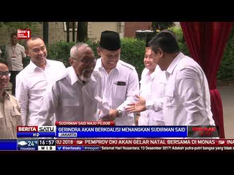 Gerindra Galang Koalisi dengan PAN dan PKS di Jawa Tengah