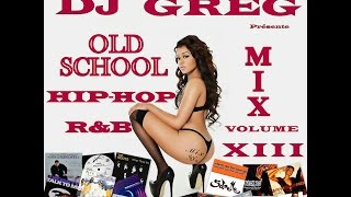 ✅  OLD SCHOOL RNB HIP HOP MIX 90's VOL.13