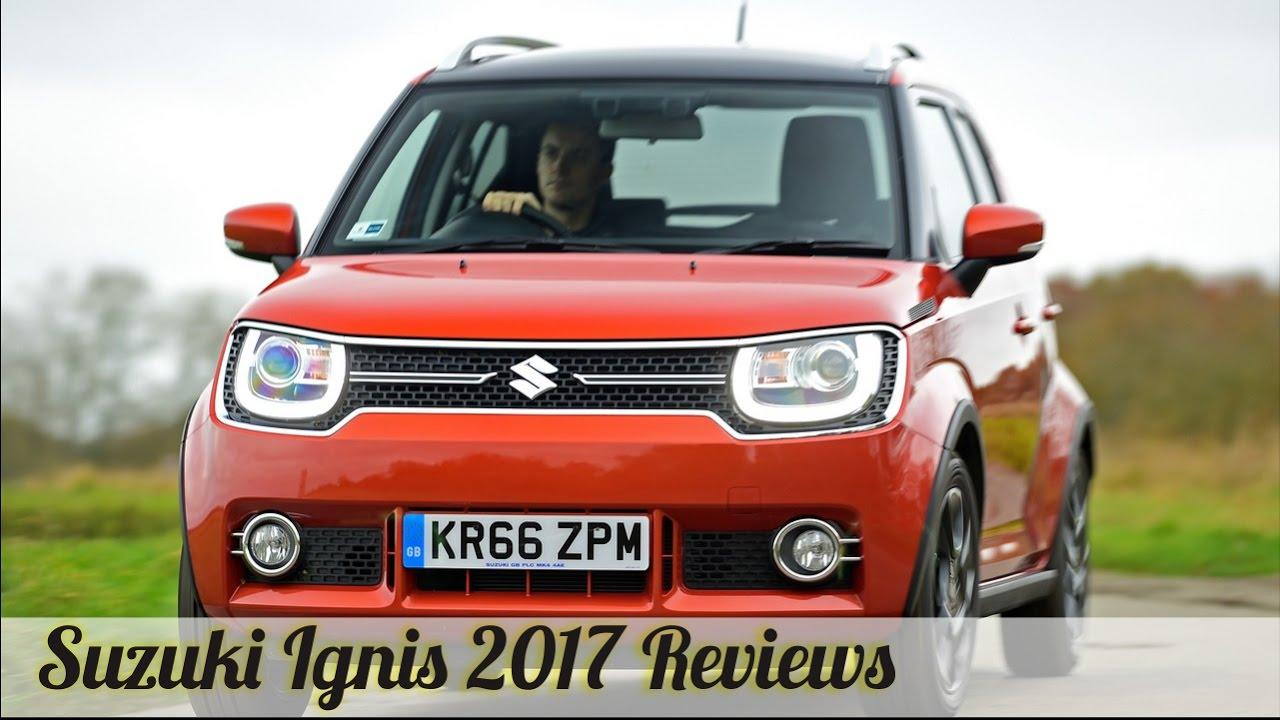 HOT TODAY Suzuki Ignis 2017 UK Reviews