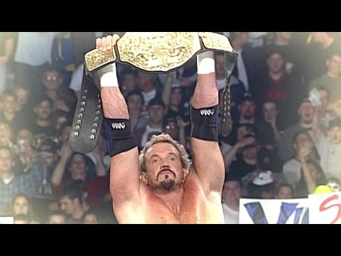 WWE Hall of Fame 2017 inductee Diamond Dallas Page