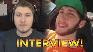 FaZe Banks INTERVIEW! Banks SPIT on Jake Paul FANS? (FOOTAGE)