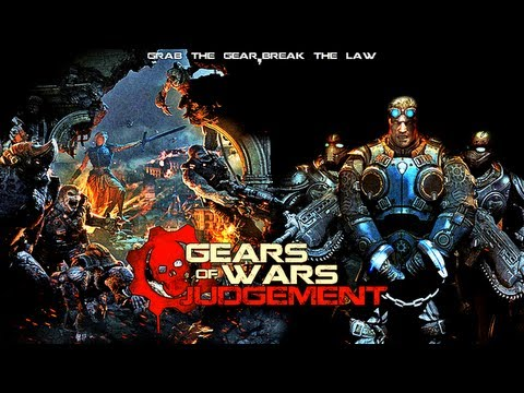 Gears of War Judgment: Early Look Overrun Characters