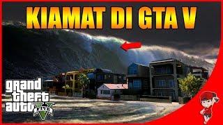 Download lagu NGERI BEGINI KIAMAT DI GTA V Reacion Moment MP3