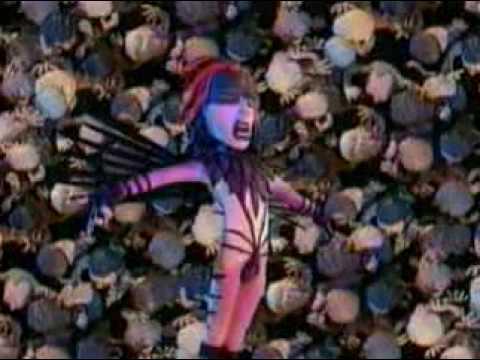 Marilyn Manson Astonishing Panorama Of The Endtimes lyrics music video