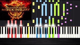 The Hanging Tree - IMPOSSIBLE REMIX - The Hunger Games Mockingjay (Synthesia)
