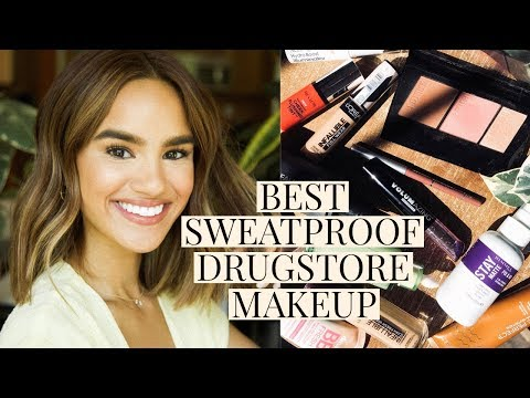 TOP 10 DRUGSTORE SUMMER MAKEUP ESSENTIALS! | DACEY CASH thumbnail