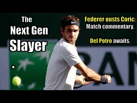 Roger Federer v. Borna Coric: Match Commentary: Indian Wells 2018