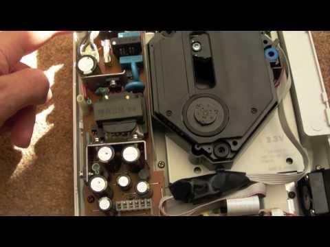 Sega Dreamcast Teardown + VGA Mod + Battery Replacement + LED Mod + Common Faults
