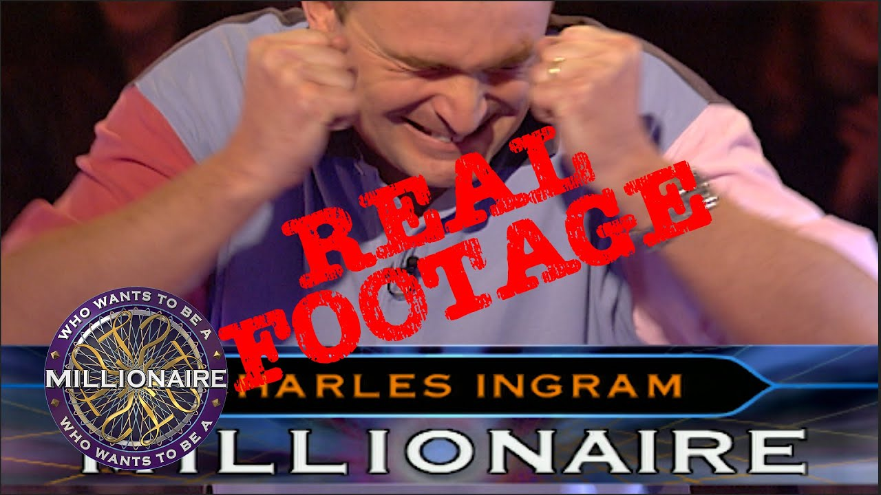 Charles Ingram Fraud Scandal | REAL FOOTAGE | Who Wants To Be A Millionaire?