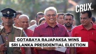 Pro-China Gotabaya Rajapaksa's Win As Sri Lanka's President Raises India's Concerns