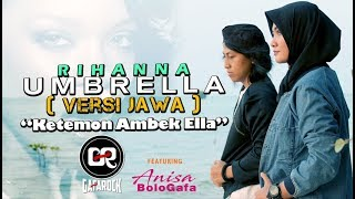 UMBRELLA Rihanna GAFAROCK feat ANISA