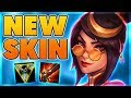 *NEW SKIN* AP VAYNE???? (DONT TRY THIS) - BunnyFuFuu