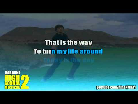 KARAOKE Bet On It - High School Musical 2