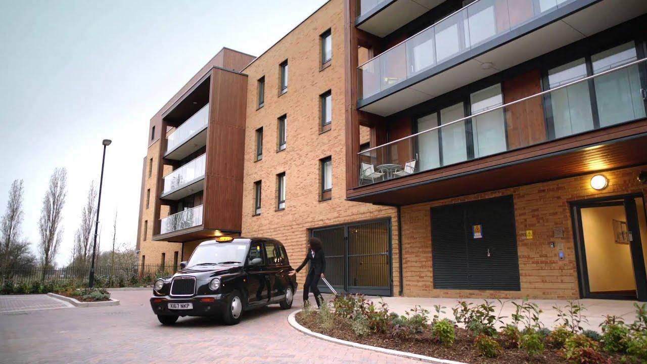 Infamous Ferrier Estate rebuilt - ITV News