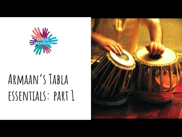 Little Mentors - Tabla Essentials
