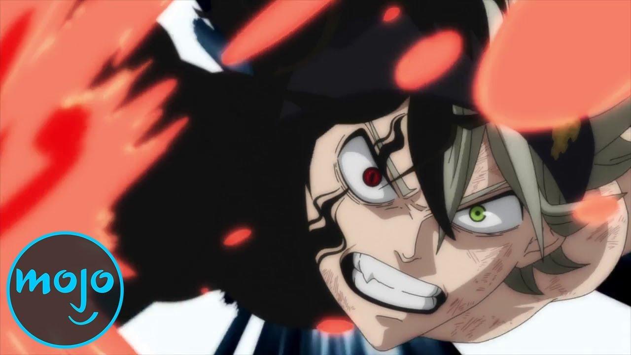 Top 10 Demonic Anime Powers