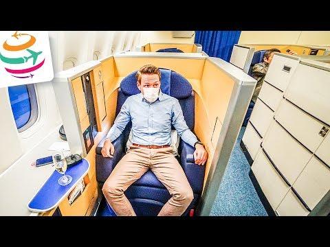 ANA First Class Boeing 777-300ER | GlobalTraveler.TV