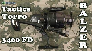 Распаковка Balzer Tactics Torro 3400 FD