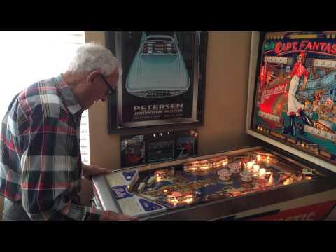 Dad playing Captain Fantastic