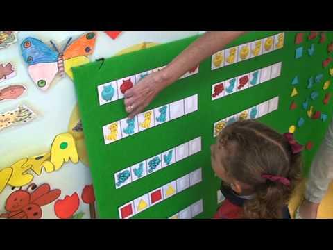 Actividades y recursos en un grupo mezcla de Educación Infantil