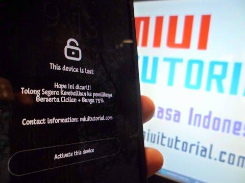 Unlock Micloud Xiaomi Redmi 6A Tanpa Pc Semua Model Xiaomi Bisa Dengan Tutorial ini via Server.