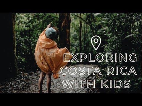 Exploring Costa Rica | Tortuguero, Monteverde & Manuel Antonio