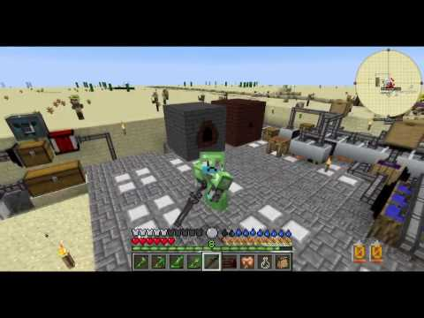 We got cool weapons !!!!! - Forever Stranded - Modded Minecraft lets play - episode 13